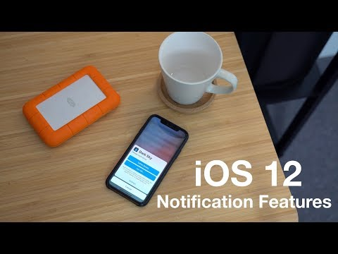 Xxx Mp4 All Of The New Features And Changes To Notifications In IOS 12 3gp Sex