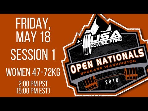 Xxx Mp4 Friday S1 2018 USA Powerlifting Open Nationals 3gp Sex