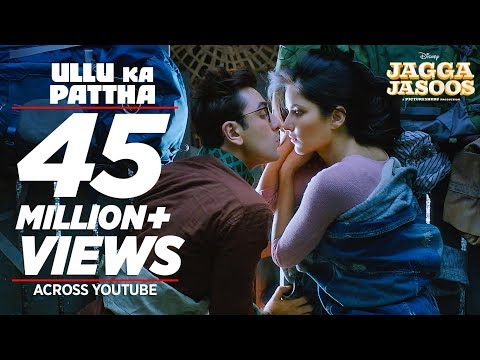 Xxx Mp4 Ullu Ka Pattha Video Song Jagga Jasoos Ranbir Katrina Pritam Amitabh B Arijit Singh 3gp Sex