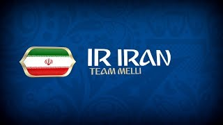 IR IRAN Team Profile  – 2018 FIFA World Cup Russia™