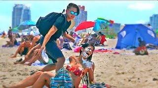 PIE IN THE FACE PRANK!