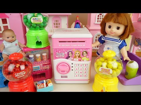 Xxx Mp4 Baby Doll Safe Box And Candy Machine Surprise Eggs Play 3gp Sex