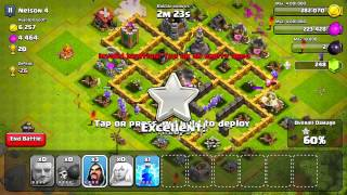 Clash of Clans - Defenseless Champion #4: Cruising to Gold