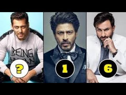 Top 15 Richest Bollywood Actors 2018-2019