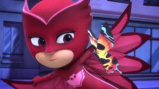 PJ Masks Episodes   BEST OF OWLETTE!   Owlette Special   Cartoons for Children #131