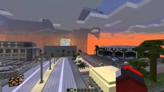 Mapa GTA V en Minecraft | Descarga