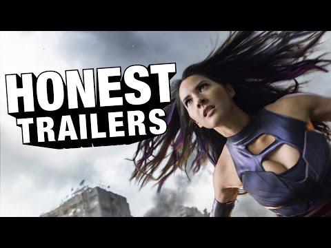 Honest Trailers X Men Apocalypse