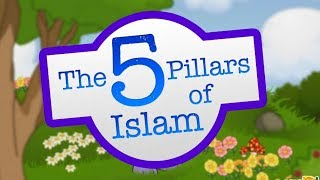 The 5 Pillars of Islam with Zaky (Islamic cartoon)