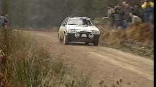 Top Gear Rally Report ( WRC , Rally GB ) 1991 , Day 4 , Lombard RAC Rally
