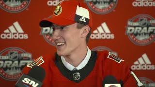 Formenton: Can't put words to it, mind-blowing being drafted by Senators
