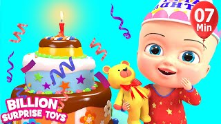 Baby Nursery Rhymes - Good Habits Song For Babies & Kids Funny Songs