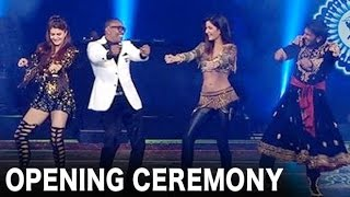 IPL 2016 Opening Ceremony Red Carpet | Full Show Celebs Interview