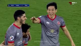 الأهداف   الوحدة الإماراتي 2 - 3 الدحيل   دوري أبطال آسيا 2018