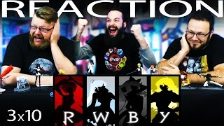 "RWBY Volume 3 Chapter 10 REACTION!! ""Battle of Beacon"""