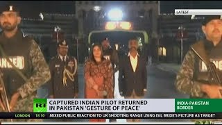 'Gesture Of Peace': Pakistan Hands Over Captured Indian Pilot To Homeland