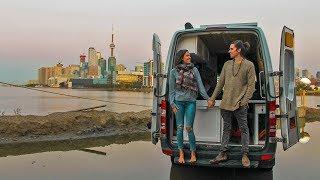 Van Life in the City | Eamon & Bec