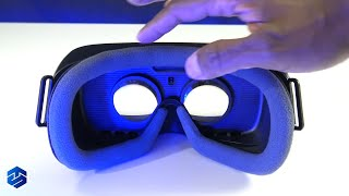 How To Setup Samsung Gear VR Headset By Oculus