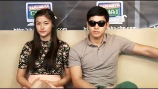 Enchong describes his relationship with Erich: