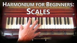 Harmonium for Beginners  - Scales - 103