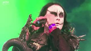 Cradle Of Filth - Hellfest 2015 Full Concert