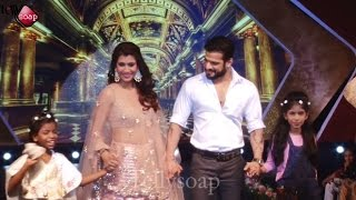 Karan Patel Ramp Walk With Wife Ankita Bhargava - Yeh Hai Mohabbatein Actor