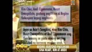 CELEBRITIES TALK ABOUT KIM CHIU