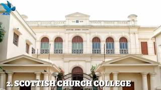 Top 10 College In Kolkata For B.SC/B.A/B.COM || Edited by John || Mon Ja Chai