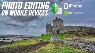 Snapseed - Photo Editing for Mobile (Android and iOS)