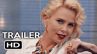 Gringo Official Trailer #2 (2018) Charlize Theron, Amanda Seyfried Action Comedy Movie HD