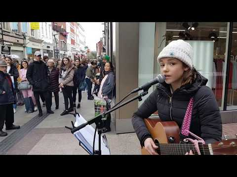 "Christina Perri ""Jar of Hearts"" - Allie Sherlock cover"