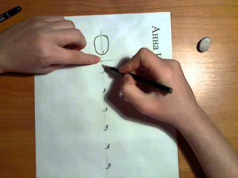 Видеоуроки по рисунку карандашом