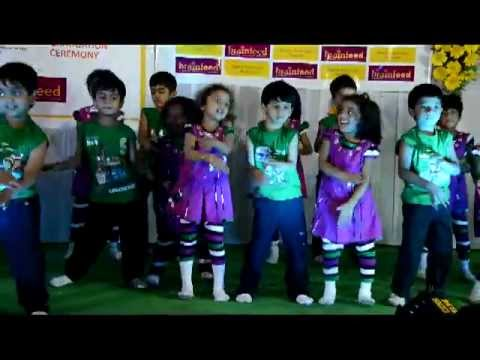 school annual day dance programme ukg kids