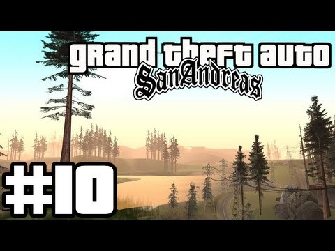 GTA San Andreas Walkthrough OG Loc un Hapishane Anıları Bölüm 10