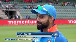 South Africa vs India: 5th Momentum ODI, build up