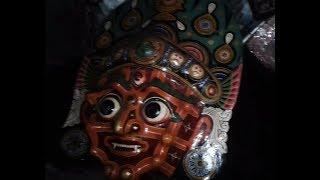 Mask Collection--MahaKali Dance Group