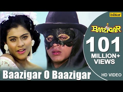 Xxx Mp4 Baazigar O Baazigar HD VIDEO SONG Shahrukh Khan Kajol Baazigar 90 S Superhit Hindi Love Song 3gp Sex
