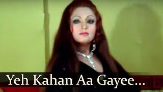 Yeh Kahan Aa Gayee Main (HD) - Shaque Song - Bindu