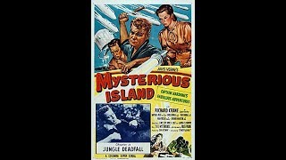 Mysterious Island- Chapters 1-7-