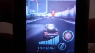 128x160 3D Games - NFS Hot Pursuit 3D