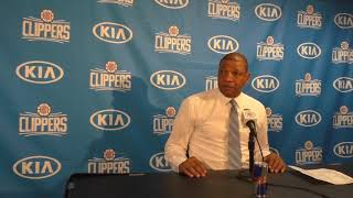 Doc Rivers on loss to Warriors: 'We have 90 points of offense sitting in street clothes' | ESPN