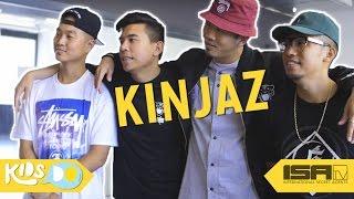 Dance Lessons w/ the Kinjaz! - KIDS DO Ep. 2