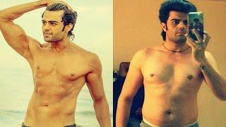 Manish Paul Body Transformation