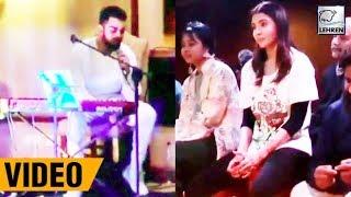 Virat Kohli SINGING For Anushka Sharma On Wedding Day | LehrenTV
