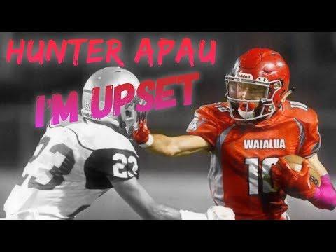 "Hunter Apau Highlights || ""I'm Upset"" || Good Luck At St. Louis ||"