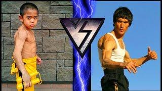 Ryusei Imai VS Afghan Bruce Lee | Mini Master Vs. Legendary Reincarnation: Jeet Kune Do Discipline?