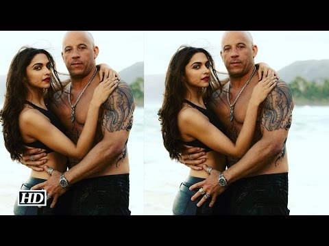 Watch Out ! Smoking Hot Deepika with Vin Diesel