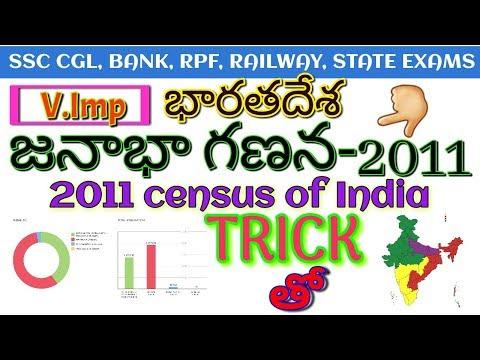 Xxx Mp4 GK Trick In Telugu 2011 జనాభా లెక్కలకు సంబందించిన ప్రశ్నలు గుర్తుపెట్టుకోవడం By TEA 3gp Sex