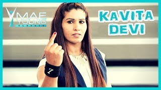 Top 10 Moves of Kavita Devi - First Ever Indian Woman in WWE