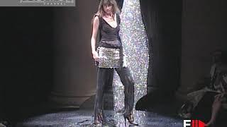 ANTONIO BERARDI Haute Couture Fall 2003 2004 - Fashion Channel