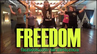 Dance Fitness with Sarah Placencia - Freedom by Pitbull